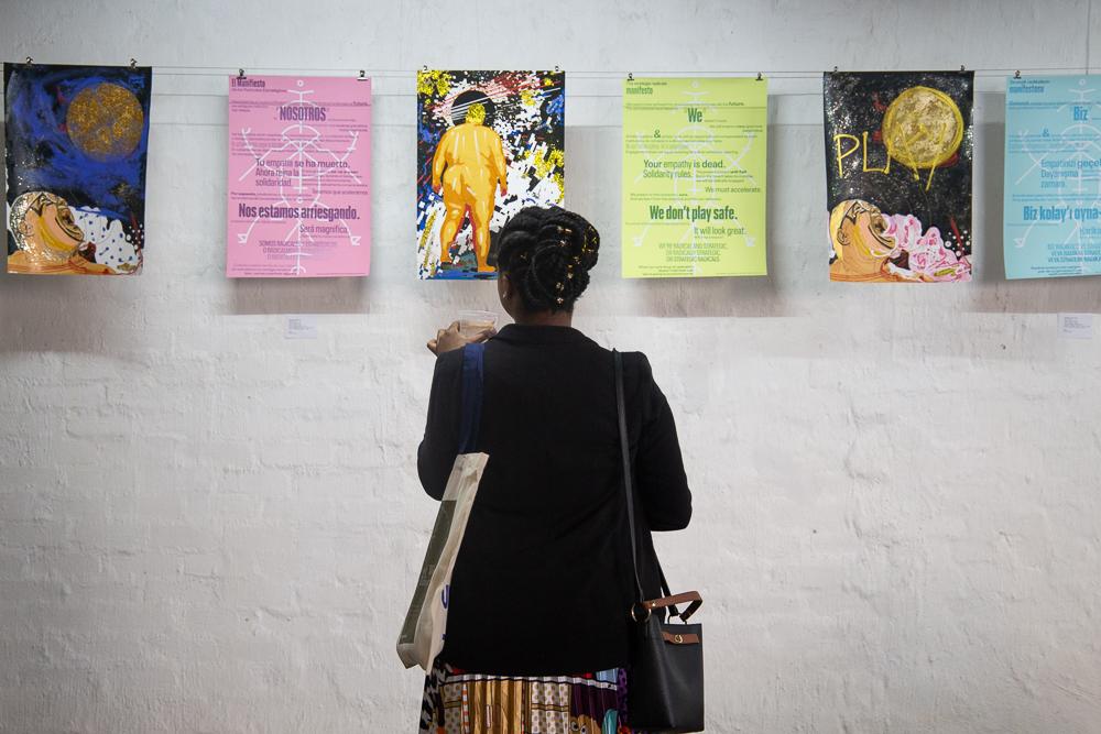 UnderLine, Museum of African Design, Maboneng, Johannesburg, 2019 ©Siphosihle Mkhwanazi-0768