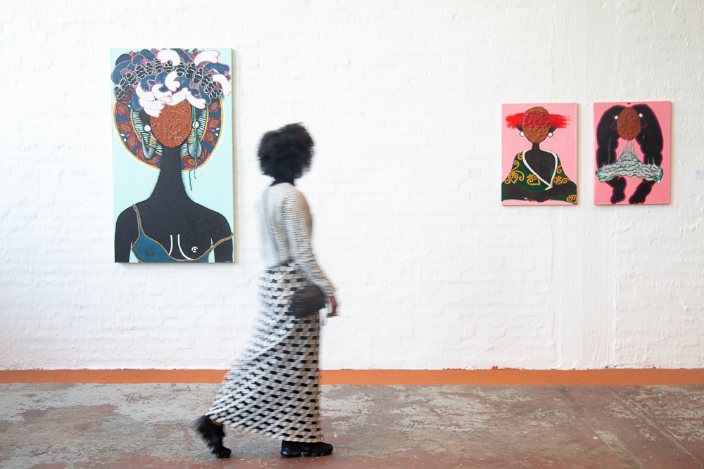 UnderLine, Museum of African Design, Maboneng, Johannesburg, 2019 ©Siphosihle Mkhwanazi-0775